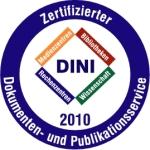 Logo: DINI-Zertifikat